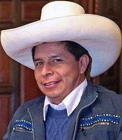 Pedro Castillo President-elect of Peru