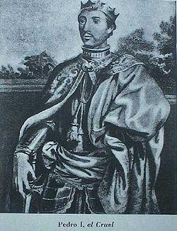 Pedro 1er de Castille et de Léon