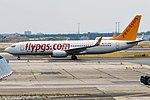 Pegasus Airlines, TC-CPM, Boeing 737-82R (29454413007).jpg