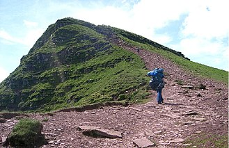 Pen y Fan - The summit