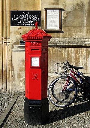 John Penfold - A Penfold post box