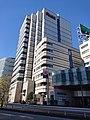 Pentel Building, at Nihonbashi-Koamicho, Chuo,Tokyo (2019-01-02) 03.jpg