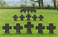 Perspective La Cambe cemetery Calvados edit.jpg