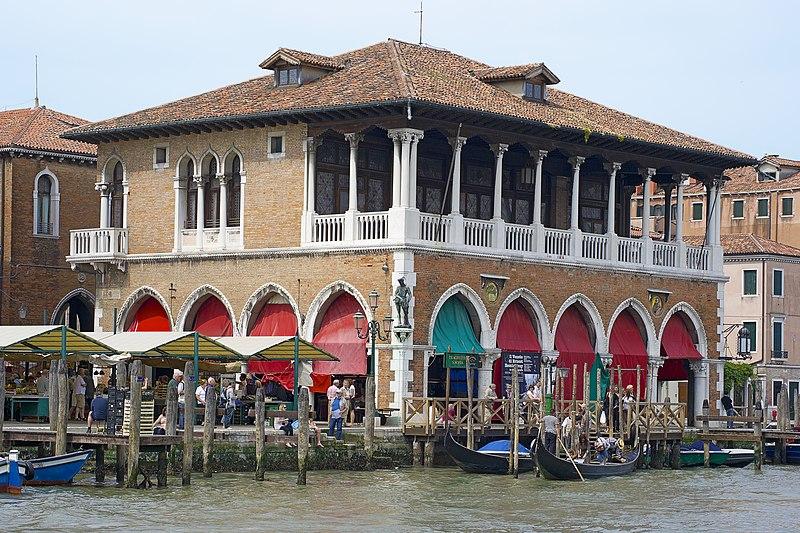 Mercados em Veneza