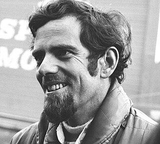 Peter Westbury British racing driver