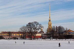 Peter and Paul Fortress - Peter and Paul Fortress
