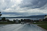 Petoskey Michigan Panorama Looking North US131.jpg