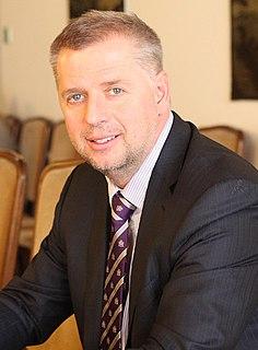 Petr Bendl Czech politician