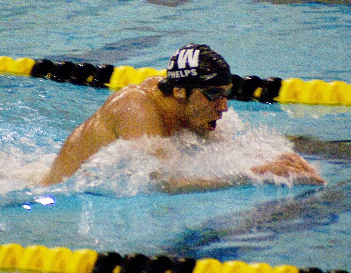 Рекорды плавания 500 метров