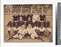Philadelphia Baseball Club, 1887, Capt. Irwin, Maul, McGuire, Wood, Fogarty, Ferguson, Buffinton, Farrar, Gunning, H. Wright, Clements, Bastian, Mulvey (NYPL b13537024-56285).jpg
