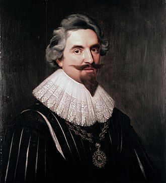 Vernatti baronets - Philibert Vernatti (1590-1643) (Michiel van Mierevelt)