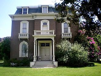 Phillips Mansion - Phillips Mansion, August 2008
