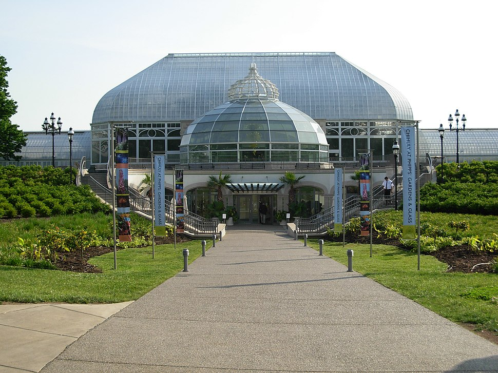 Phipps conservatory 0