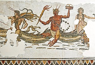 Phorcys Ancient Greek god of the sea