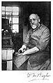 Photograph; portrait of Sir William Bayliss Wellcome L0002476.jpg