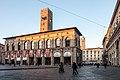 Piazza Maggiore -- Bologna --.jpg