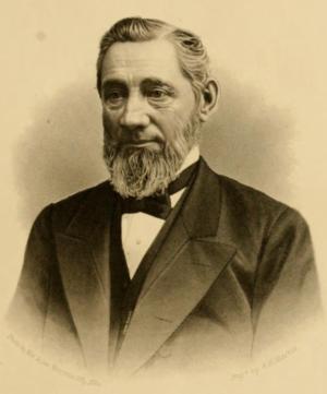 John Henry Kinkead - Image: Picture of Gov. John Henry Kinkead