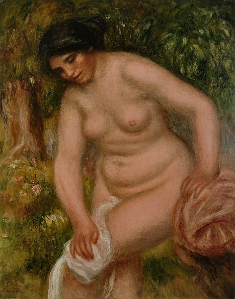 File:Pierre-Auguste Renoir - La Baigneuse brune.jpg