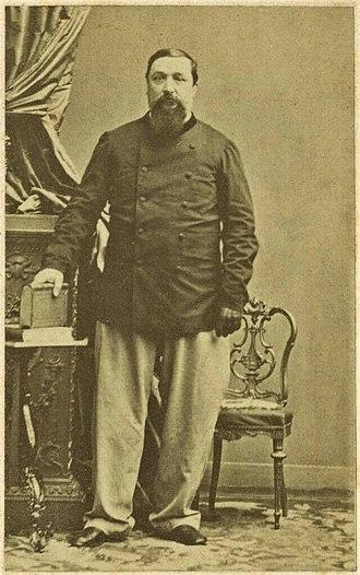 Pierre Napoléon Bonaparte - Image: Pierre Bonaparte