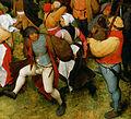 Pieter Bruegel de Oude - De bruiloft dans (Detroit) detail1.jpg