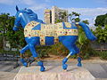 PikiWiki Israel 10426 horse sculpture quot;egyptquot; in ashdod.jpg