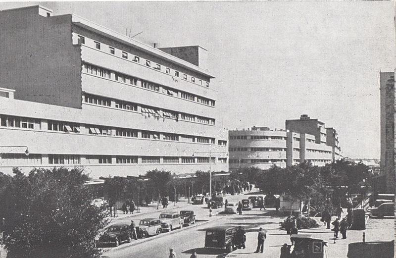 רחוב המלכים בחיפה