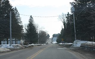 Pine River, Waushara County, Wisconsin Census-designated place in Wisconsin, United States