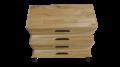 Pine wood dresser modern 3d top.png