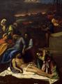 Piombo, Lamentación sobre el cadáver de Cristo, Hermitage.png