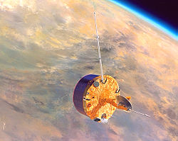 The Pioneer Venus orbiter