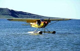Piper PA-18 Super Cub 1940s American light aircraft