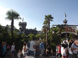 Pirates of the Caribbean (attraction) - Disneyland Paris version