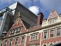 Pitman Chambers, Corporation Street - sculpture on top (3853527923).jpg