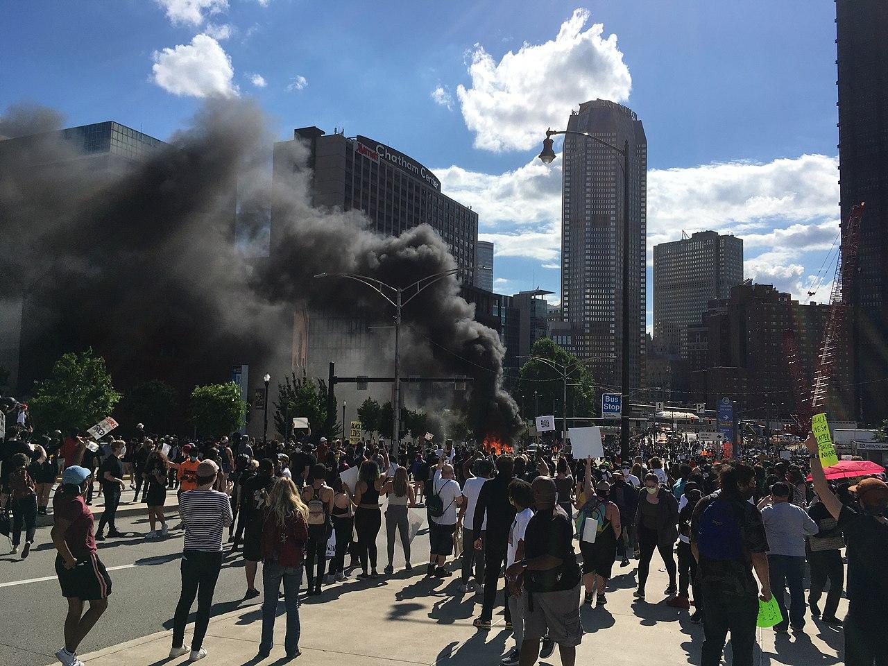 Pittsburgh George Floyd Protests