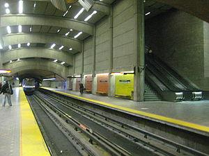 Place-Saint-Henri station - Image: Place Saint Henri Metro