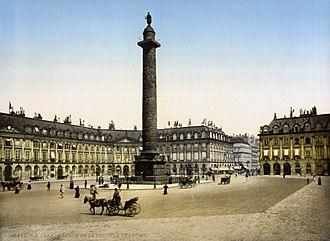 Place Vendôme - Place Vendôme, ca. 1890–1900