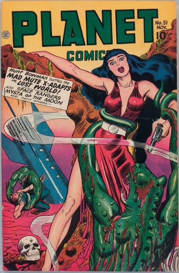 Planet Comics 51