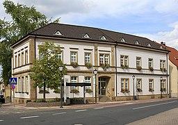 Plankstadt Rathaus 20100822