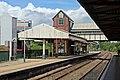 Platform 2, Wrexham General railway station (geograph 4023929).jpg