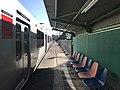 Platform of Nagao Station (Sasebo Line).jpg