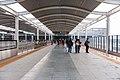 Platforms 1-2 of Qinghe Railway Station (20201009101411).jpg