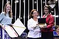 Plenário do Congresso - Diploma Mulher-Cidadã Bertha Lutz 2015 (16786946411).jpg