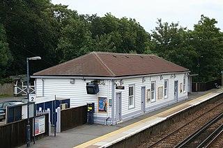Pluckley railway station