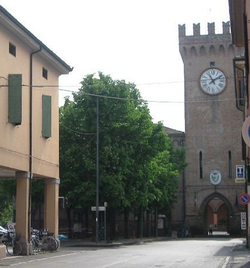 Poggio Renatico - Torre orologio 1.png