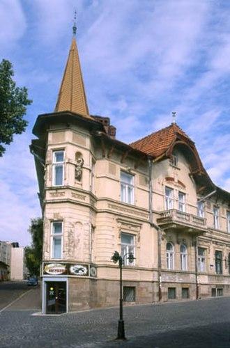 Drohobych - Image: Pohribets