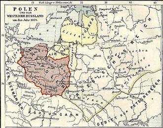 Bolesław I the Brave - Poland at the beginning of Bolesław's reign