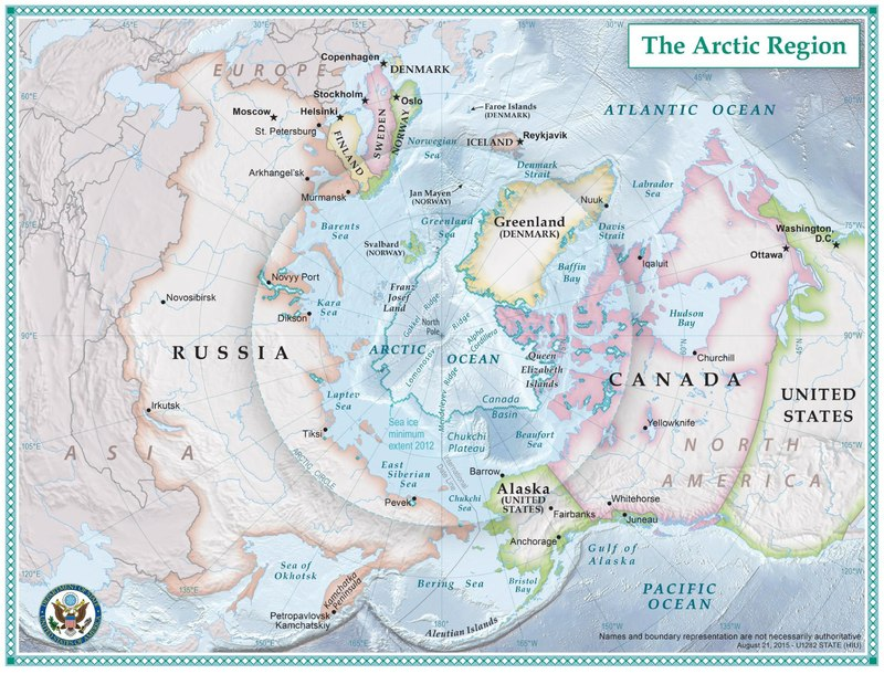 Political Map of the Arctic.pdf