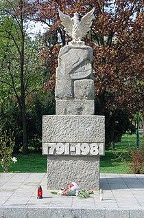 Pomnik Konstytucji Trzeciego Maja w Lublinie 01.jpg