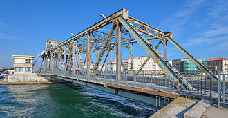 Sète - Tivoli bridge