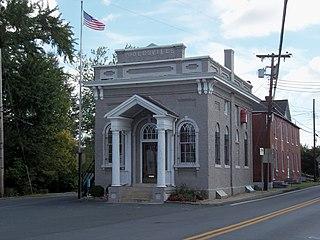 Poolesville Historic District